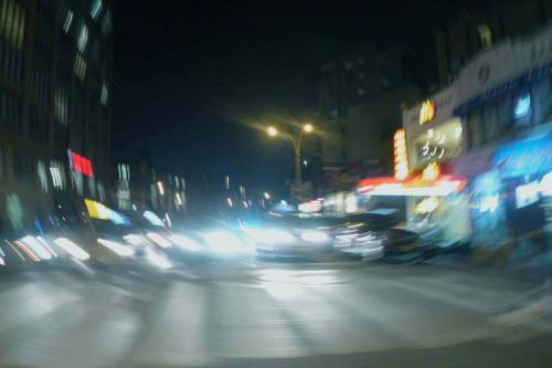 Circle NY light