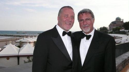Con Fabrizio Paladini