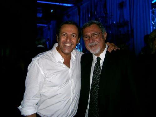 Con Filippo La Mantia