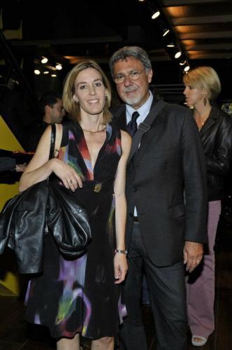 Con Roberta Pirelli