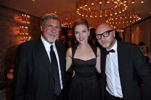 Con Scarlett e Domenico