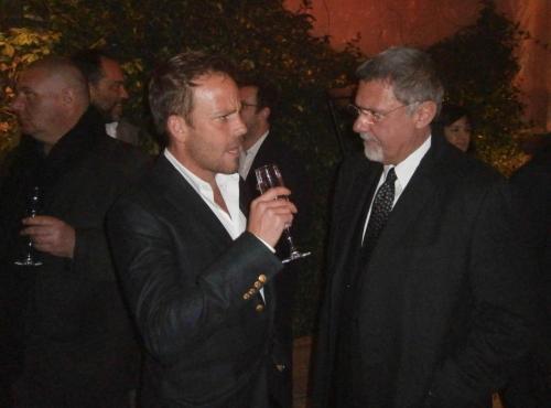 Con Stephen Dorff