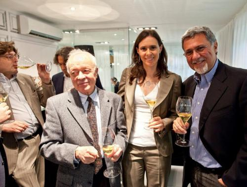 Guido Vigna e Camilla Lunelli