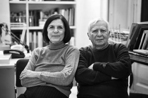 Alessandra Ravetta e Umberto Brunetti