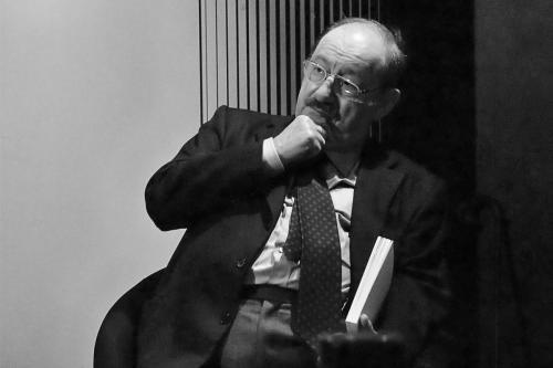 Umberto Eco, 2012