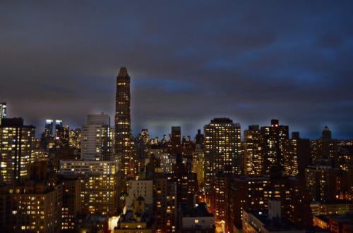 Sandy night
