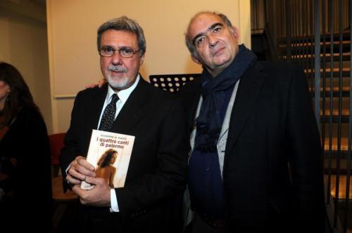 con Giancarlo Dotto