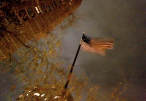 Sandy Flag, New York 2012