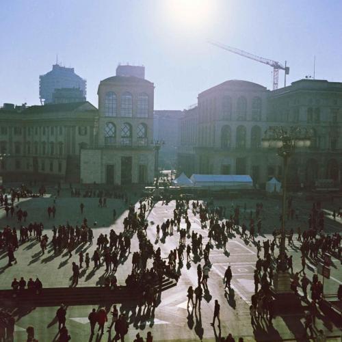 Milano, Duomo 2015