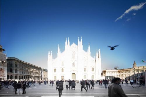 Duomo bianco 2 Maurizio light