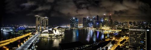 Singapore panoramica 1